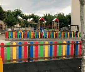 Parques infantiles de Montorio