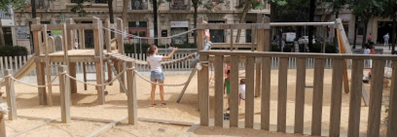 Lesseps Playground For kids