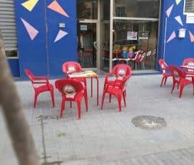 Tizas Cafeteria Bocateria