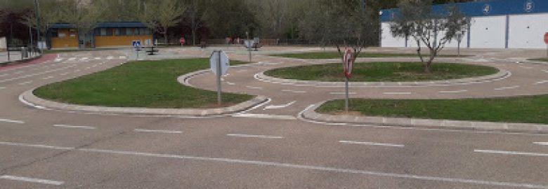 circuito de seguridad vial
