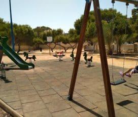 Parque infantil Punta