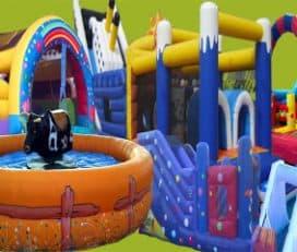 ✅ Alquiler de Colchonetas Hinchables para Fiestas Infantiles en Alicante   EventosAlicante.net