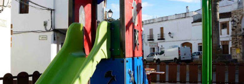 Parque infantil Plaza de España