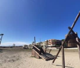 Parque Infantil Barco Pirata Naugrafado Grande