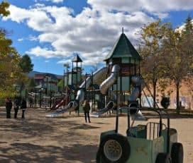 Parque de Los Tubos