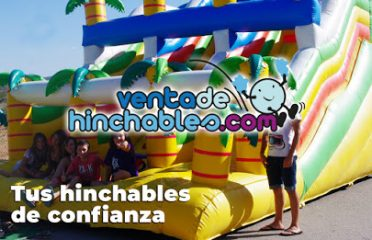 VENTA DE HINCHABLES | Castillos y atracciones inflables