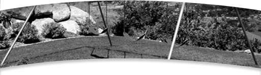 AF 30 Metal Swing set detail