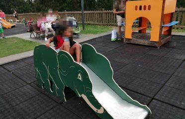 Parque infantil del Jurásico