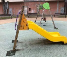 Parque Infantil de Parque de la Memoria histórica