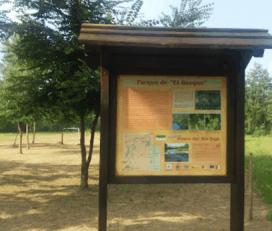 """Parque infantil """"El bosque"""""""