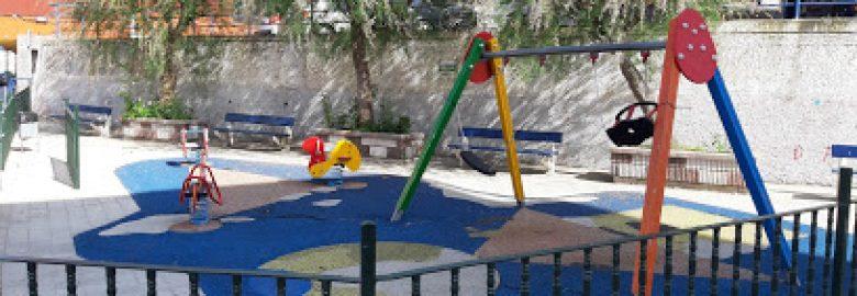 Parque infantil 4-12 años