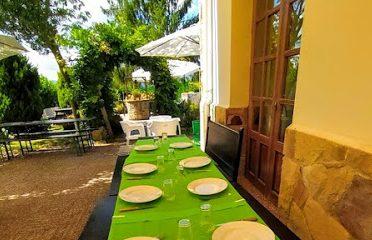 Cervecera Asador Restaurante terraza Gozko Etxe Berria Loiu