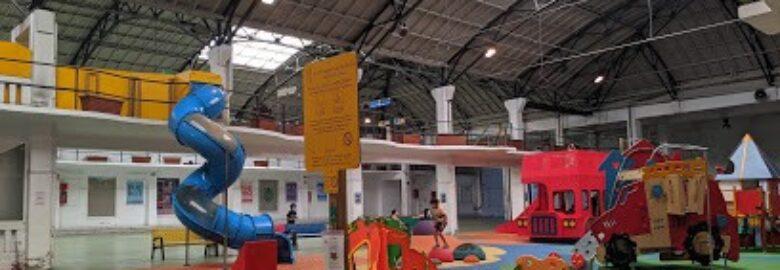 Parque Infantil Municipal antigua Estación de Autobuses