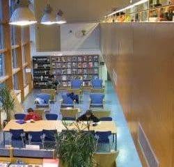 Biblioteca de Noáin