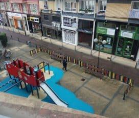 Parque infantil martires