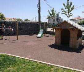 Parque infantil de San Cipriano