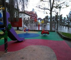 Parque Infantil La Barrera