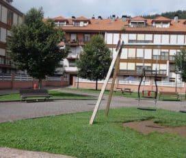 Parque Infantil Santiago de Cartes.