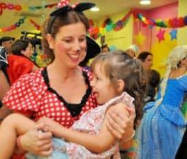 Animaciones infantiles fiestas Pamplona