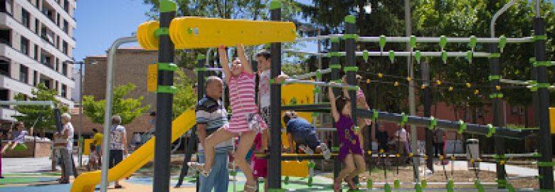 Parque infantil Burlada – Sumalim