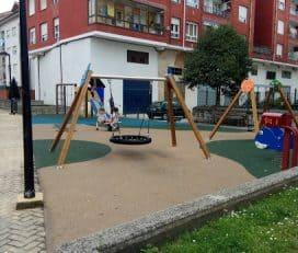 Parque Infantil Paseo Del Niño