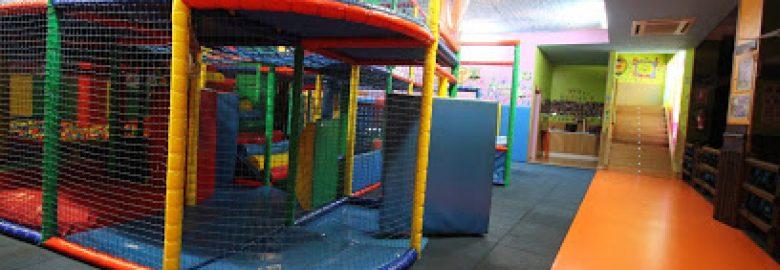 Dibertipark · Parque Infantil Santander · Cumpleaños en Santander · Parque de bolas infantil en Santander