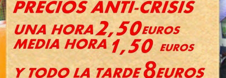 LORO PACO Centro de Ocio Infantil – Cafetería