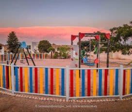 Parque infantil Calle Dulce Chacón