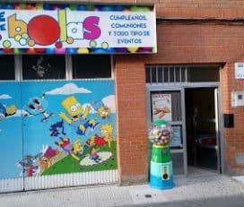 Parque de Bolas Ovejero's