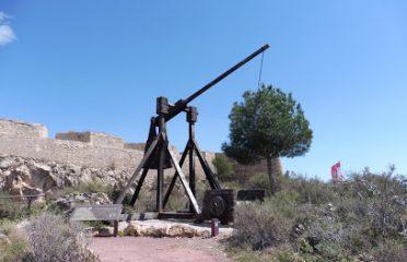 Parque Infantil Fortaleza Del Sol-Lorca Taller Del Tiempo